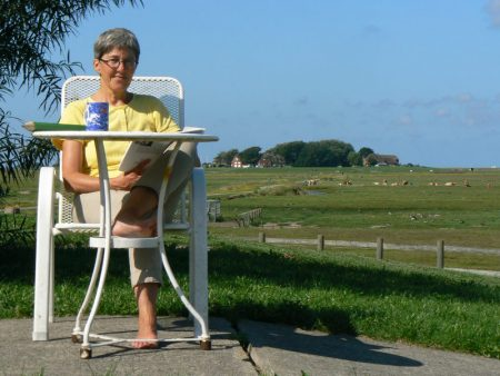 Judith Arlt Hallig Hooge (c) Ricarda Alexander-Egge