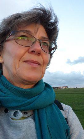 Judith Arlt Hallig Hooge